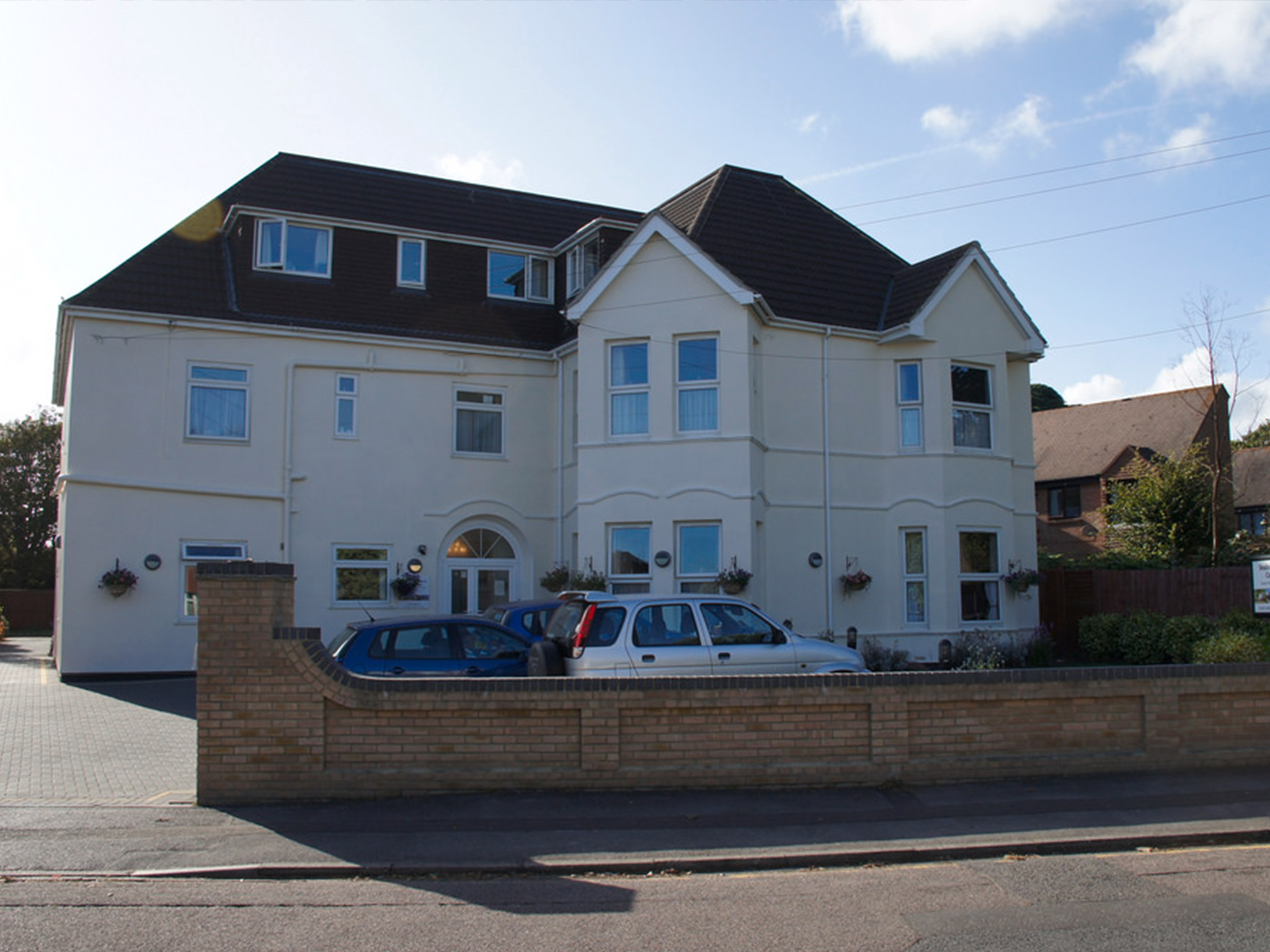 Poole care home