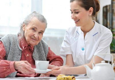 Our team are on hand to provide residents with round-the-clock care.